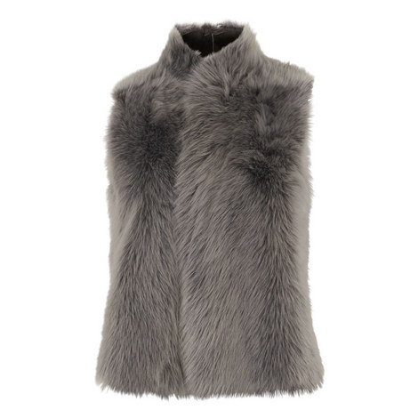 Toscana Sheepskin Gilet, ${color}