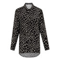 Giraffe Print Shirt, ${color}