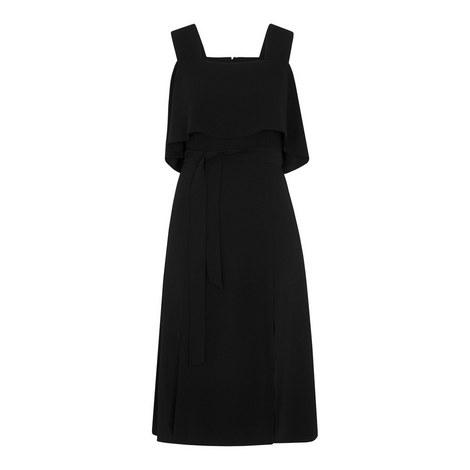 Flamenco Frill Dress, ${color}