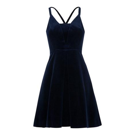 Suzie Love Velvet Dress, ${color}
