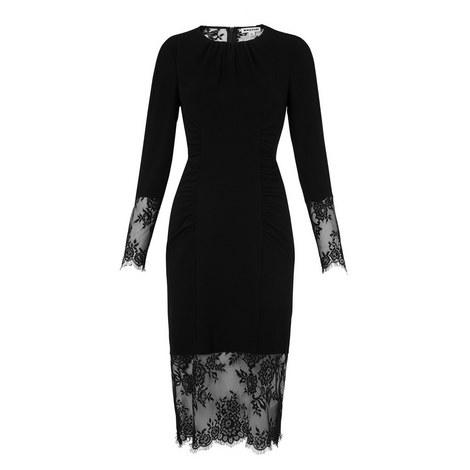Izzey Lace Bodycon Dress, ${color}