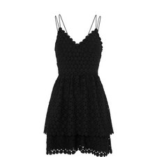 Daisy Tiered Lace Dress