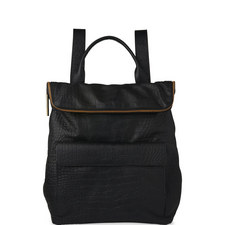 Croc Verity Zipped Backpack