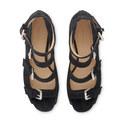 Verde Buckled Sandals, ${color}