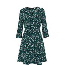 Angelica Bell Flower Dress