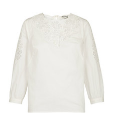 Beatrice Broderie Anglaise Blouse