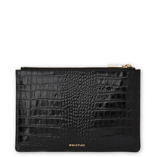 Croc Pouch Clutch Small