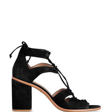 Novara D-Ring Heeled Sandals