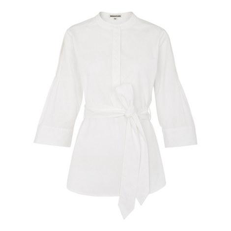 Rosalind Poplin Shirt, ${color}