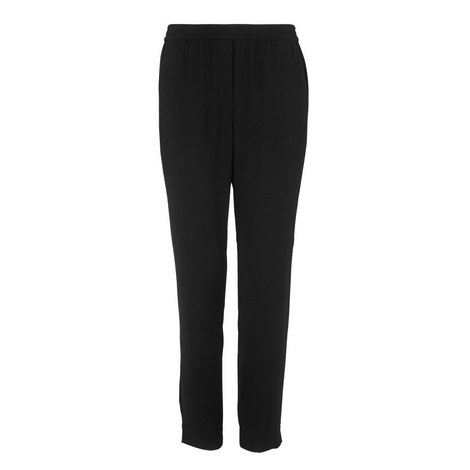 Elyse Crepe Joggers, ${color}
