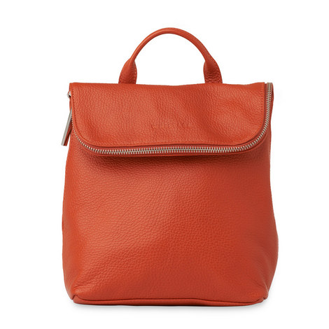 Verity Zipped Backpack Mini, ${color}