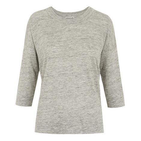 Laura Linen T-Shirt, ${color}
