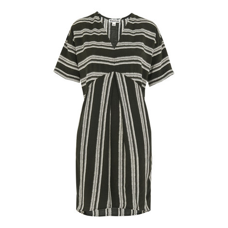Josie Stripe Dress, ${color}