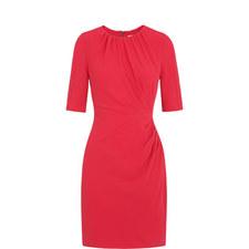 Jocelyn Ruched Bodycon Dress