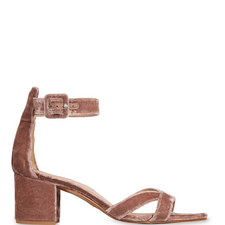 Marquis Block Heel Sandals