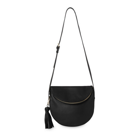 Clifton Tassel Saddle Bag, ${color}