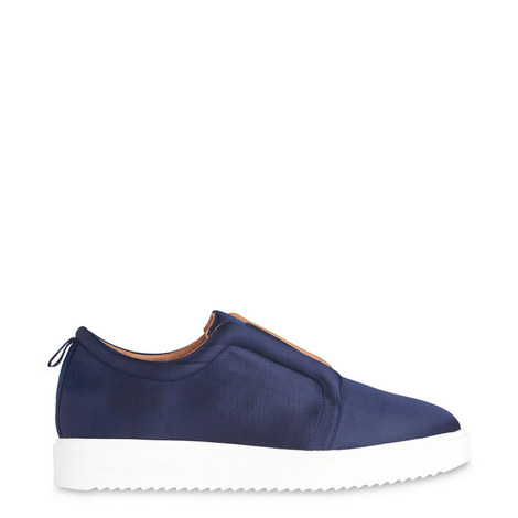 Vale Satin Trainers, ${color}