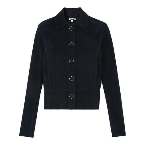 Turner Suede Jacket, ${color}