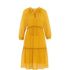 Ashley Flounce Dress