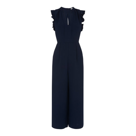 Lavene Ruffled Jumpsuit, ${color}