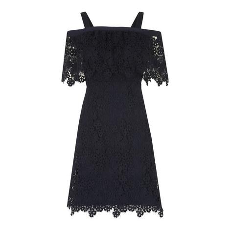 Faith Bardot A-Line Dress, ${color}
