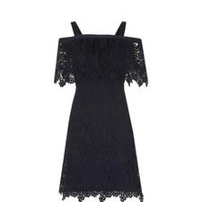 Faith Bardot A-Line Dress