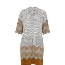 Luna Aztec Print Dress