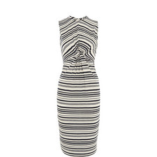 Carrie Ruched Bodycon Dress