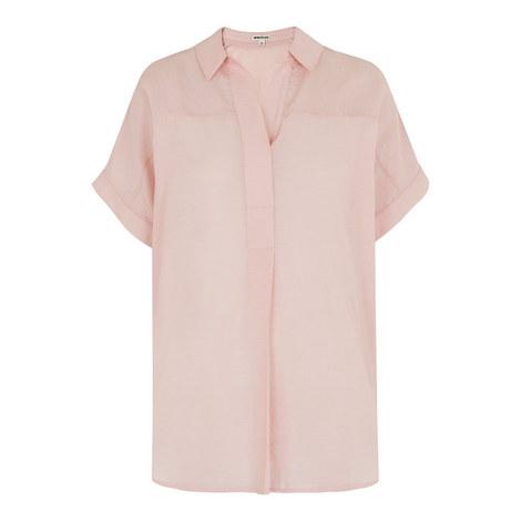 Ellen Crinkled Shirt, ${color}