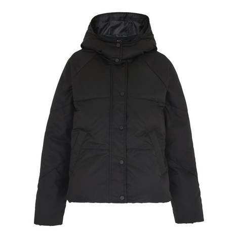 Iva Hooded Puffa Jacket, ${color}