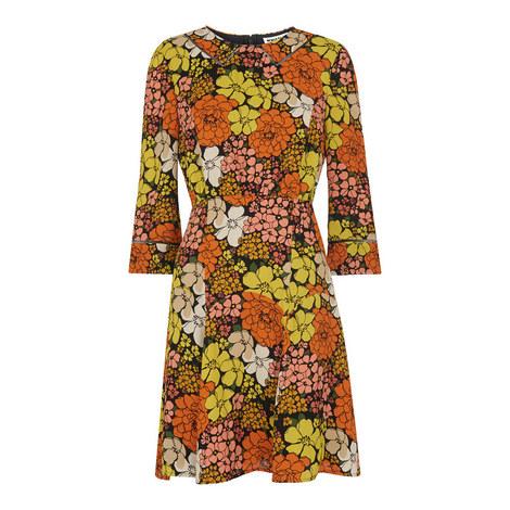 Javine Drawstring Dress, ${color}