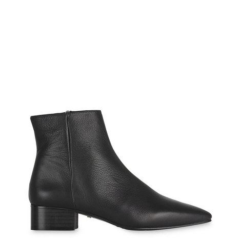 Berwick Grained Leather Boots, ${color}
