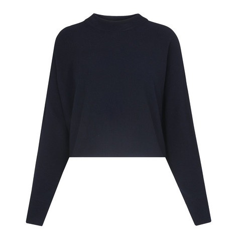 Dolman Cropped Sweater, ${color}