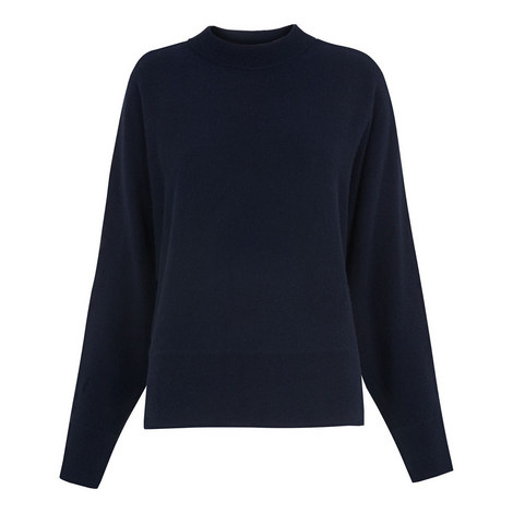 Dolman Batwing Ribbed Knit, ${color}