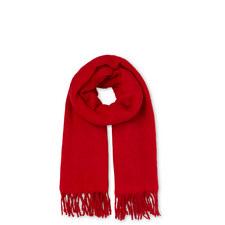 Open Weave Blanket Scarf
