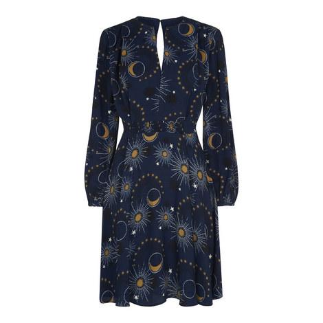 Ebony Galaxy Dress, ${color}