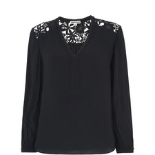 Elodie Lace Blouse