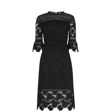 Amanda Lace Sheath Dress