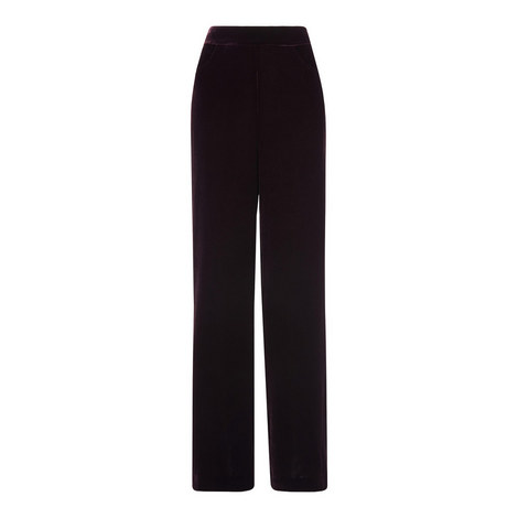 Corinna Velvet Trousers, ${color}