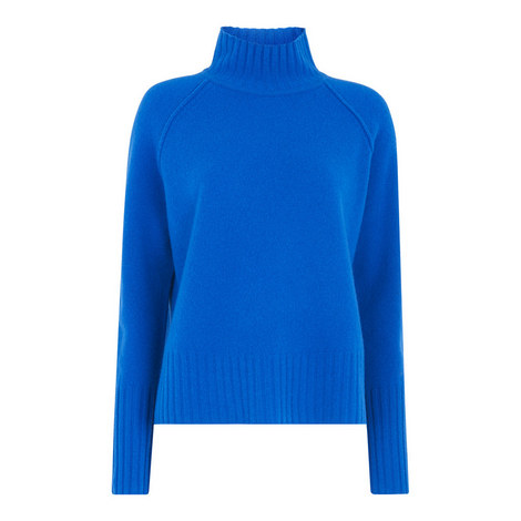 Funnel Neck Wool Knit, ${color}