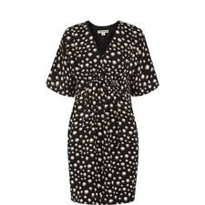Frances Gathered Eclipse Dress