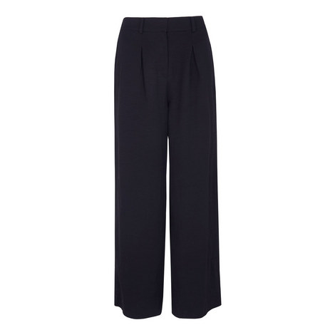 Wide Fit Pocket Trousers, ${color}