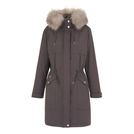 Cassie Casual Parka, ${color}