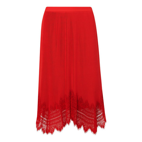 Dahlia Pleated Skirt, ${color}