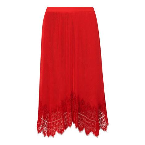 Dahlia Pleated Skirt, ${color}