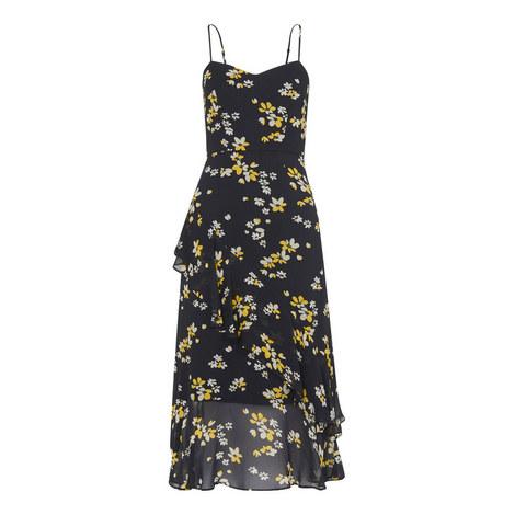 Lottie Print Amber Frill Dress, ${color}