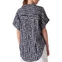 Lea Savannah Print Shirt, ${color}