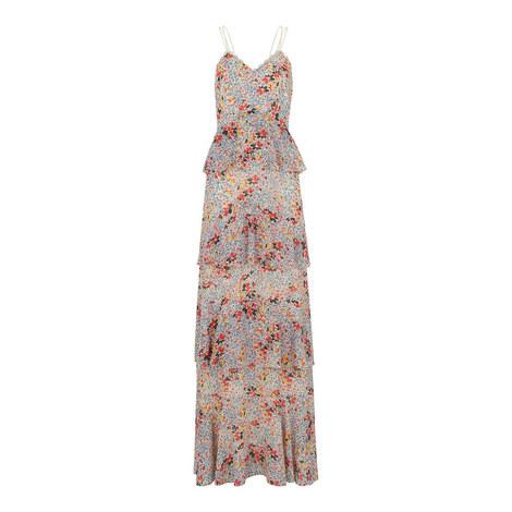 Anette Lottie Print Maxi Dress, ${color}
