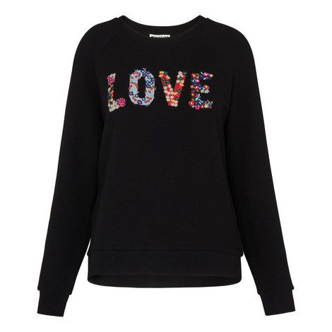 Love Ditsy Floral Sweatshirt, ${color}