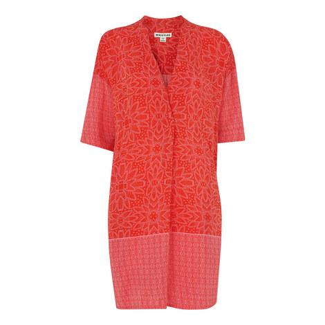 Riya Print Luna Dress, ${color}